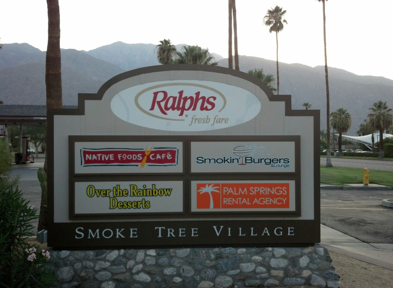 Palm Springs Rental Agency Signs New Office Lease At Smoke Tree Village Shopping Center And
