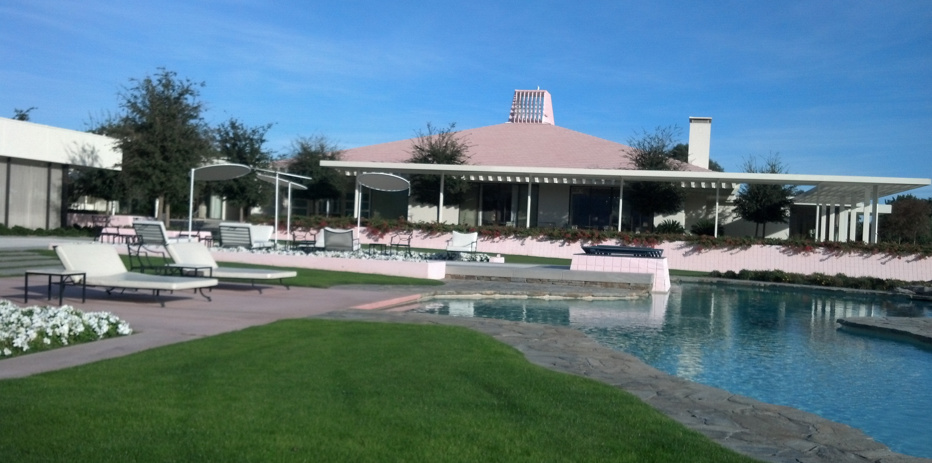 Annenberg Pool3 Palm Springs Vacation Rentals Blog