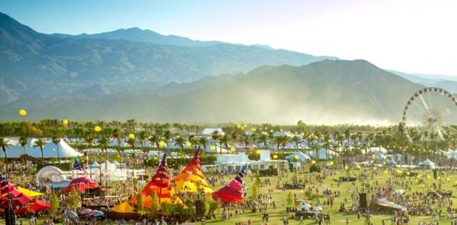 Coachella Music Festival 2014