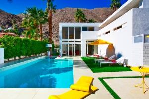 El Portal - Vacation Rental Home Palm Springs