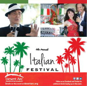 4th Annual Italian Festival Coachella Valley