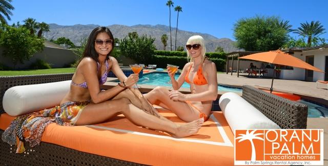 Palm Springs Girls Getaway