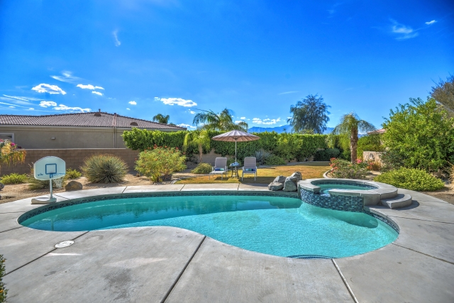 Sundance Serenity • Palm Desert CA • Vacation Rental Pool Home