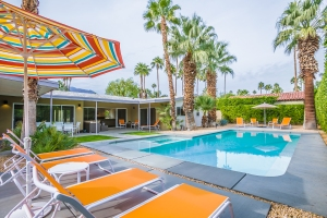 House of 57 - Central Palm Springs, California